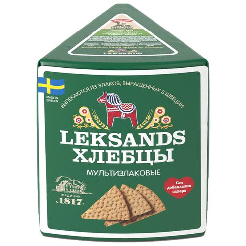 Хлебцы мультизлаковые Leksands 190 г