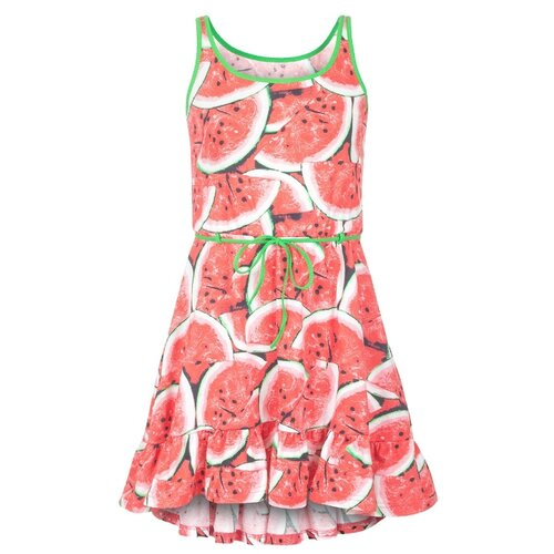 Купить Платье M&D размер 110, коралловый, Платья и сарафаны