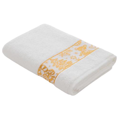 LoveLife полотенце Силуэты банное 70х130 см белый