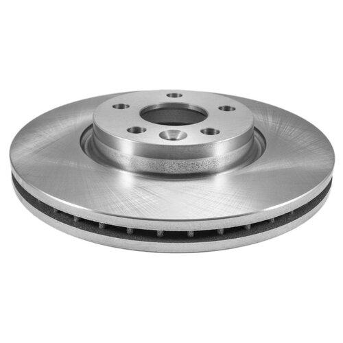 Комплект тормозных дисков передний DELPHI BG4172C для BMW 3 series, BMW X1 (2 шт.)