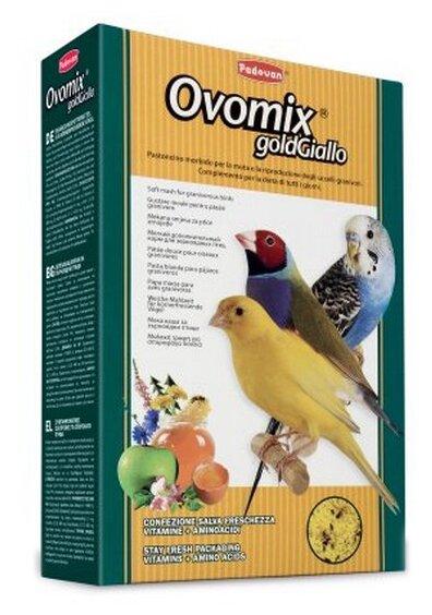 Padovan корм Ovomix Gold Giallo для птенцов
