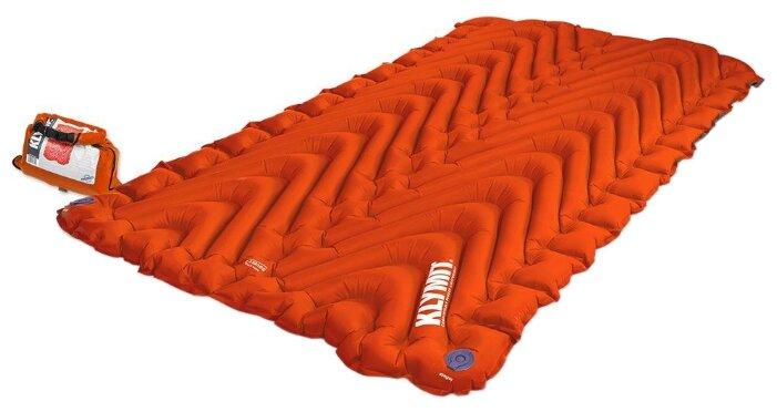 Коврик Klymit Insulated Double V 188х119.4х7.6 см