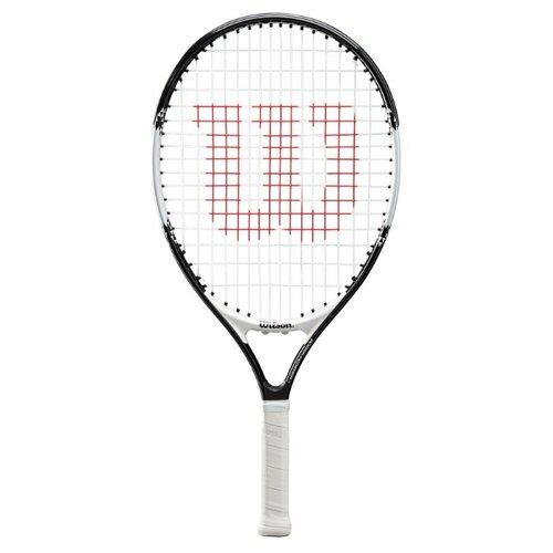 Ракетка для большого теннисаWilson Roger Federer 21 21'' 00000 белый/черный