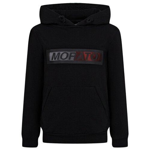 Фото - Худи Antony Morato размер 140, черный пуловер antony morato antony morato an511empoe74