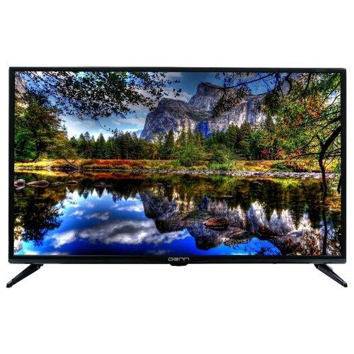 Телевизор DENN LE32DE80BH 32 (2020) черный denn dhb045 черный