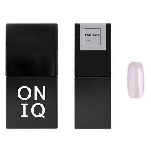 Купить Гель-лак для ногтей ONIQ Pantone, 10 мл, 117 Tofu