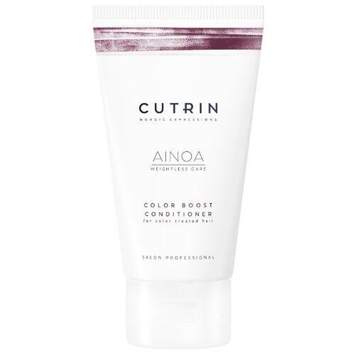 Cutrin кондиционер Ainoa Color Boost для сохранения цвета волос, 75 мл