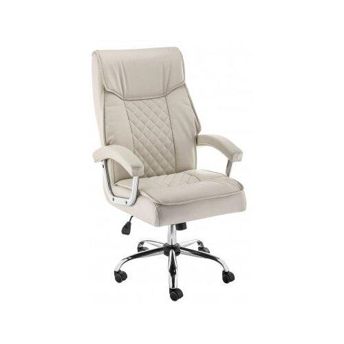 Фото - Компьютерное кресло Woodville Darvin офисное, обивка: искусственная кожа, цвет: cream компьютерное кресло woodville rich офисное обивка искусственная кожа цвет коричневый