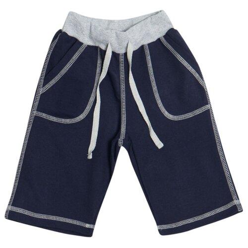 Купить Шорты ALENA ШР05-3016 размер 86-92, темно-синий, Брюки и шорты