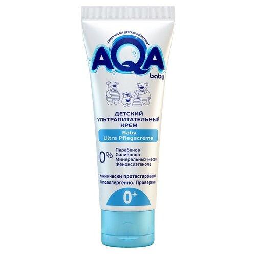 Купить AQA baby Детский ультрапитательный крем, 75 мл, Уход за кожей
