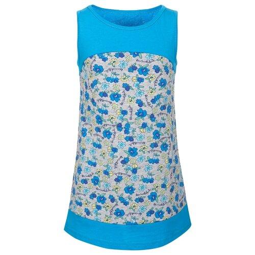 Купить Платье M&D размер 92, серый меланж, Платья и юбки