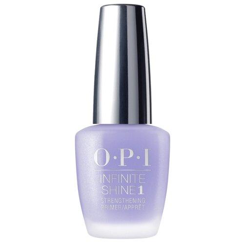 OPI базовое покрытие Infinite Shine Strengthening Primer 15 мл прозрачный opi верхнее покрытие infinite shine gloss top coat 15 мл прозрачный