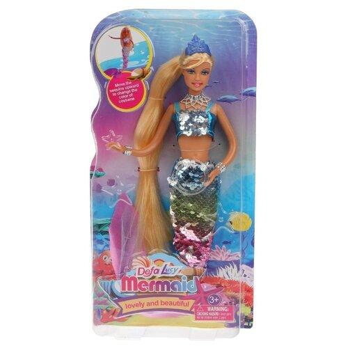 Кукла Defa Lucy Русалка, 8433a