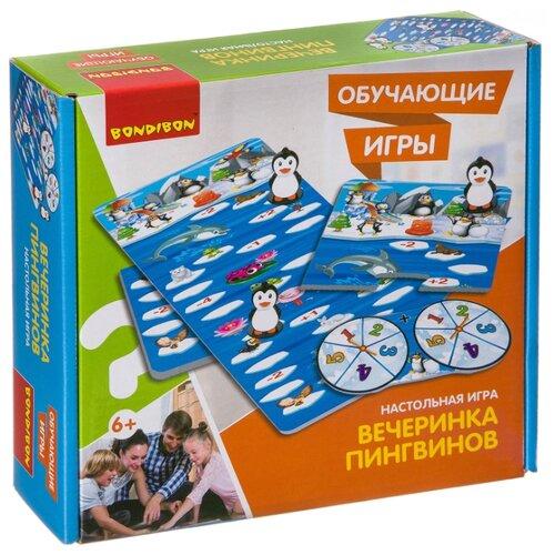 Купить Настольная игра BONDIBON Вечеринка пингвинов, Настольные игры