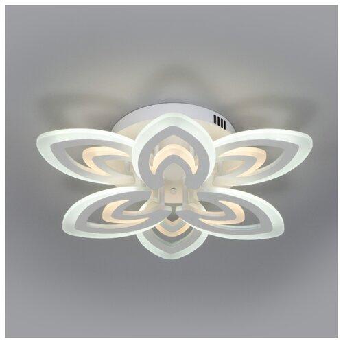 светильник eurosvet 90044 6 белый energy Потолочный светильник Eurosvet 90227/6 белый