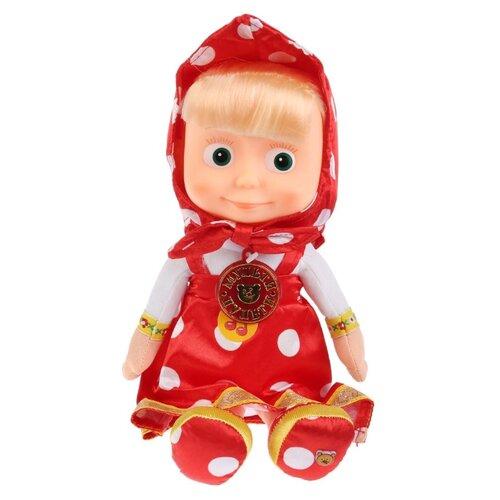 Купить Интерактивная кукла Мульти-Пульти Маша в красном сарафане, 29 см, V86121/30R, Куклы и пупсы