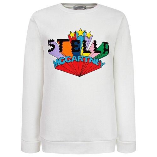Купить Свитшот Stella McCartney размер 116, белый, Толстовки