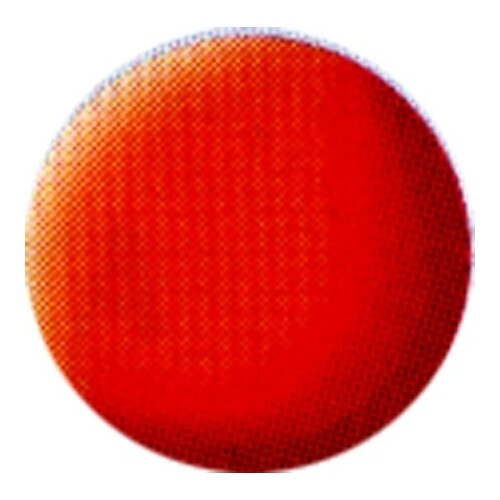Краска светящаяся, оранжевая РАЛ 2005, матовая