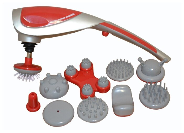 Вибромассажер ручной ZENET ZET-718