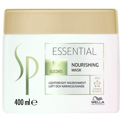 Купить Wella Professionals SP ESSENTIAL Питательная маска для волос, 400 мл