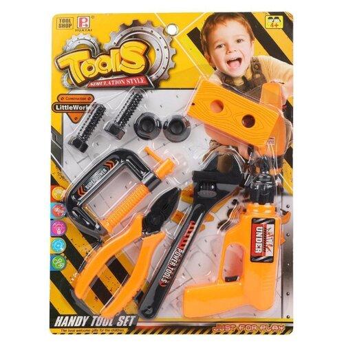 Купить Huatai Набор инструментов 9 предметов 195A, Детские наборы инструментов