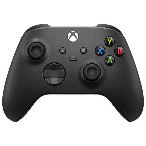 Фото - Геймпад Microsoft Xbox Series черный геймпад microsoft xbox one usb кабель для пк 4n6 00002 черный