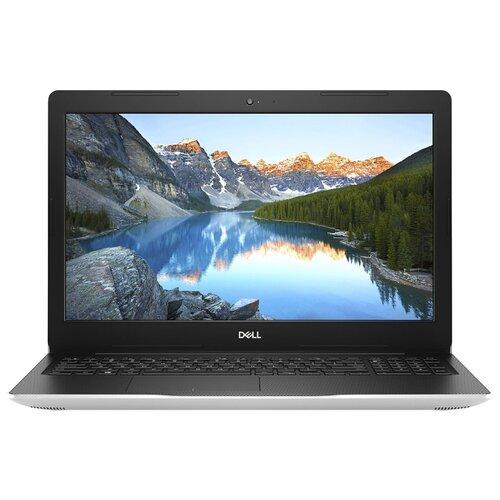 Ноутбук DELL INSPIRON 3585 (AMD Ryzen 3 2300U 2000MHz/15.6/1366x768/4GB/128GB SSD/DVD-RW/AMD Radeon Vega 6/Wi-Fi/Bluetooth/Windows 10 Home) 3585-7126 белый ноутбук hp pavilion 15 cw0002ur 4gq29ea amd ryzen 3 2300u 8gb 1tb amd vega 6 15 6 fullhd win10 burgundy