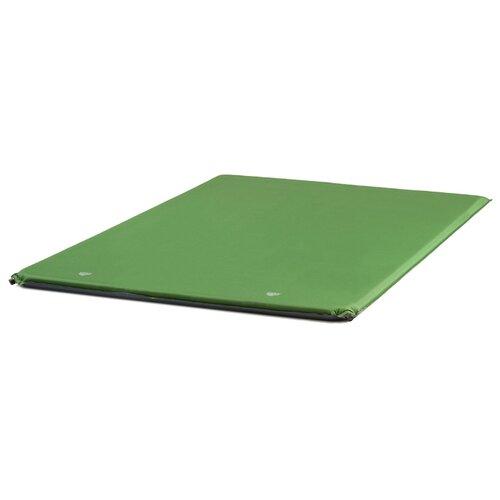Коврик TREK PLANET Relax 50 Double 198х130 см, зеленыйКоврики<br>