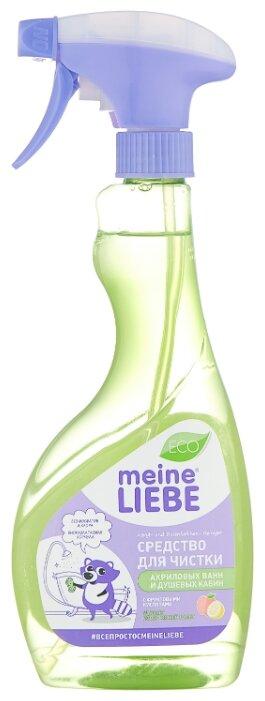 Купить Meine Liebe спрей для акриловых ванн и душевых кабин 0.5 л по низкой цене с доставкой из Яндекс.Маркета (бывший Беру)