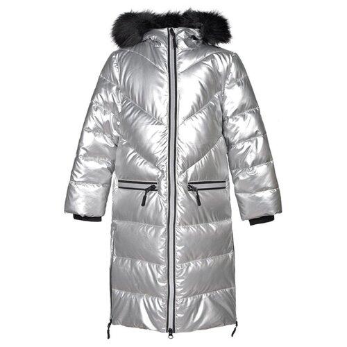 Пальто Ciao Kids Collection CK0251 размер 14 лет, серебряный