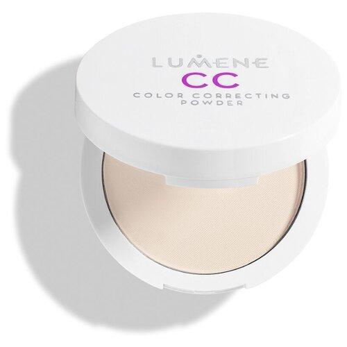 Lumene CC пудра Абсолютное совершенство компактная light/medium