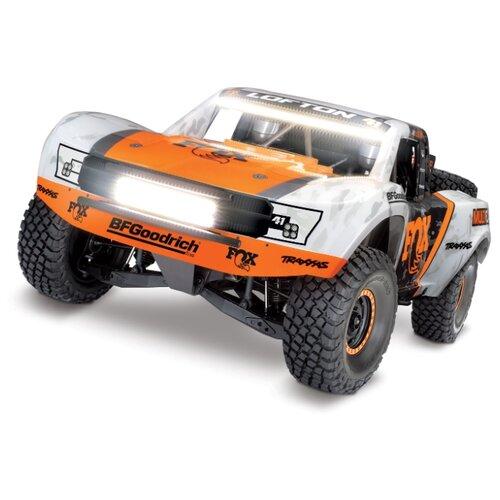 Купить Гоночная машина Traxxas Unlimited Desert Racer (85086-4) 1:7 69.4 см оранжевый, Радиоуправляемые игрушки