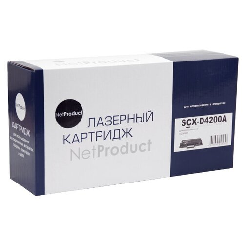 Картридж NetProduct (N-SCX-D4200A) для Samsung SCX-D4200/4220 3K