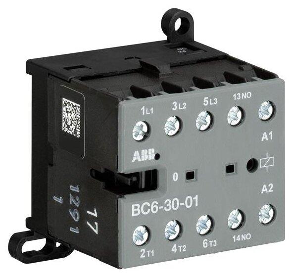 Магнитный пускатель/контактор перемен. тока (ac) ABB GJL1213001R1016