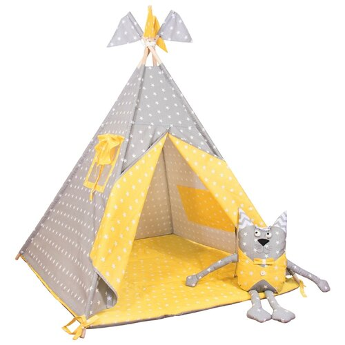 Палатка ВИГВАМиЯ базовый солнечный домик