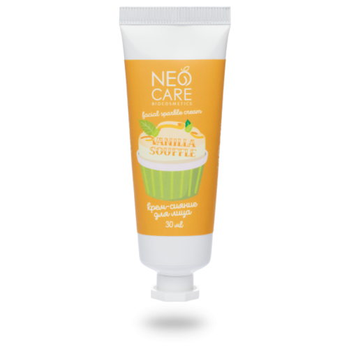 Фото - Neo Care Крем-сияние для лица Vanilla souffle, 30 мл крем для рук neo care apricot mousse увлажняющий 30 мл