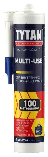 Монтажный клей Tytan MULTI-USE (310 мл)