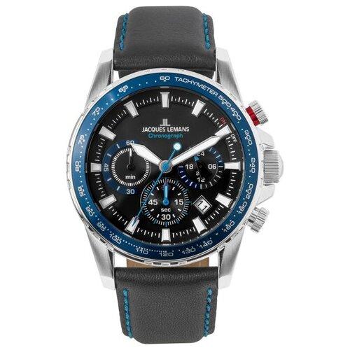Фото - Наручные часы JACQUES LEMANS 1-2099B наручные часы jacques lemans 1 2068b