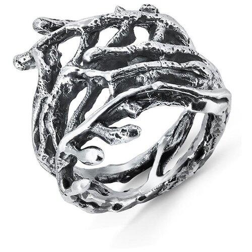 Silver WINGS Кольцо из серебра 01r463-179, размер 17.5