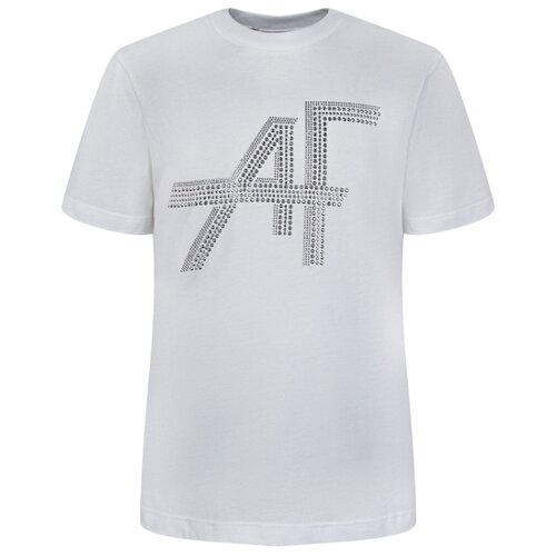 Футболка Alberta Ferretti, размер 128, белый