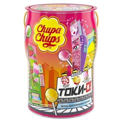 Карамель Chupa Chups Tok-Yo! ассорти, 150 шт.