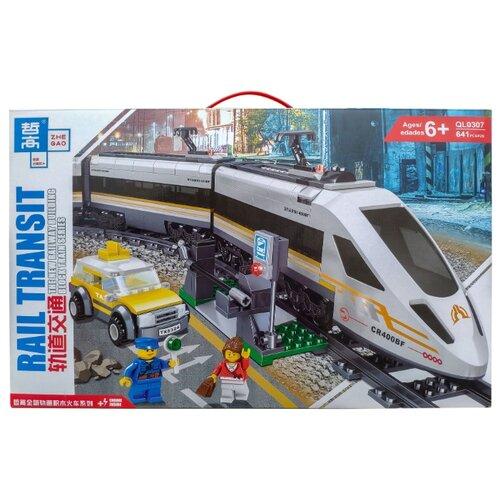 Электромеханический конструктор Zhe Gao Rail Transit QL0307 li gao