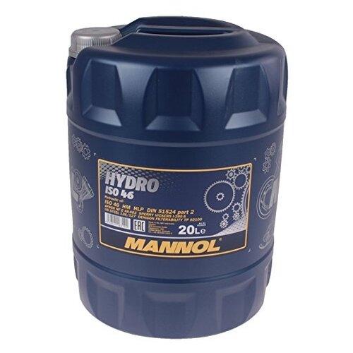 Гидравлическое масло Mannol Hydro ISO 46 20 л