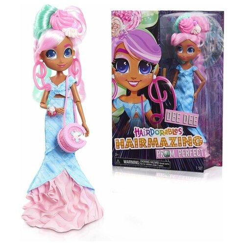 Кукла Hairdorables ДиДи Hairmazing Prom Perfect