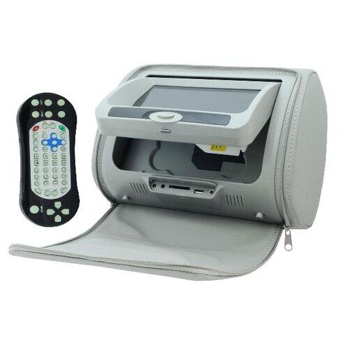 Фото - Автомобильный монитор INCAR CDH-72 серый автомобильный потолочный монитор full hd 15 6 ergo er15and на android серый беспроводные наушники в подарок