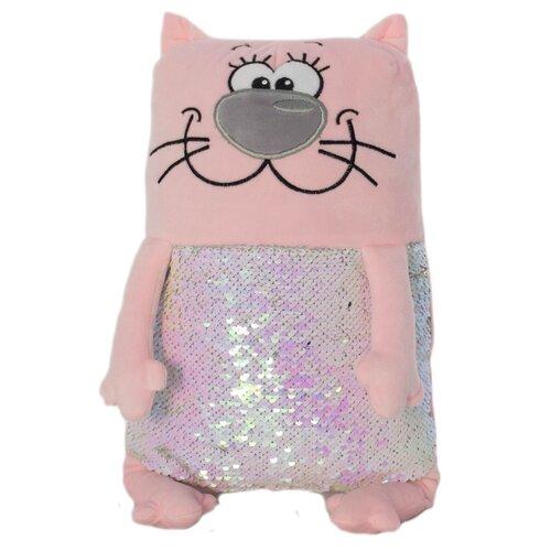 Кот розовый,