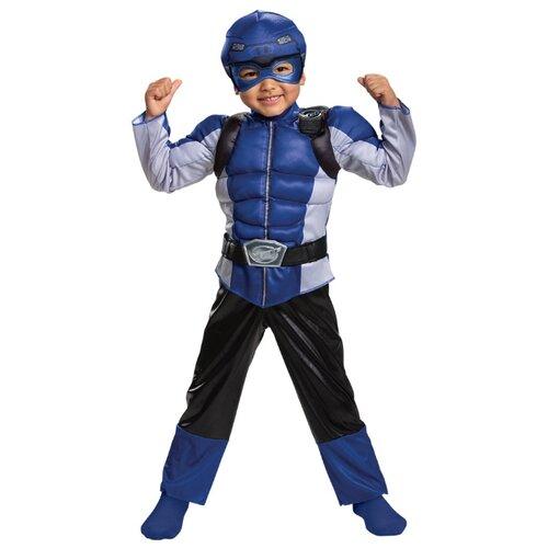 Фото - Костюм Синий рейнджер с мускулами для мальчика, L (4-6 лет) костюм авангард 001160 l синий