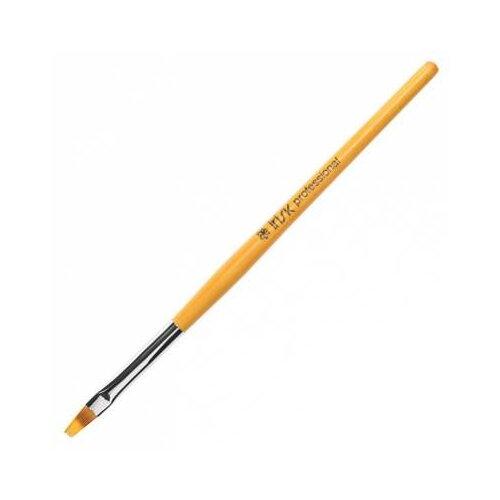 Кисть для омбре с деревянной ручкой К372-01 Irisk Professional бежевый