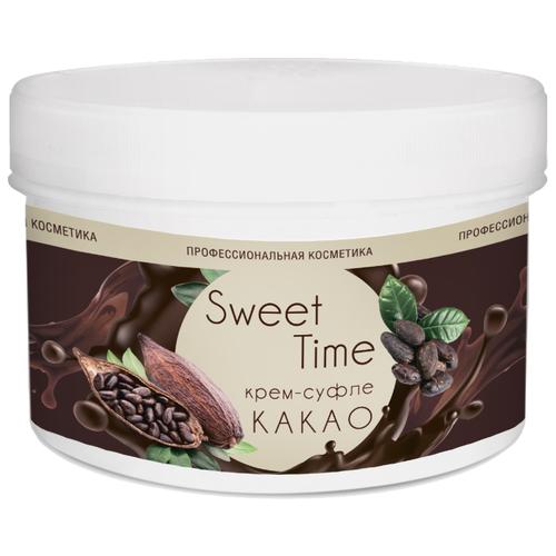 Купить Крем для тела Domix Green Professional Sweet Time Какао, 500 мл