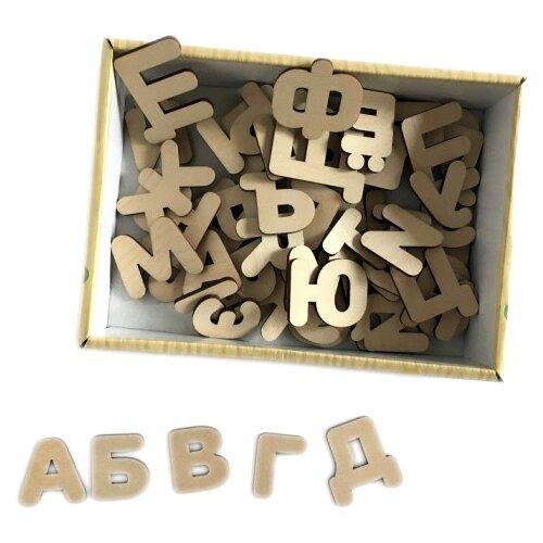 Набор букв Raduga Kids Изучаем буквы и слова RK1147 бежевый